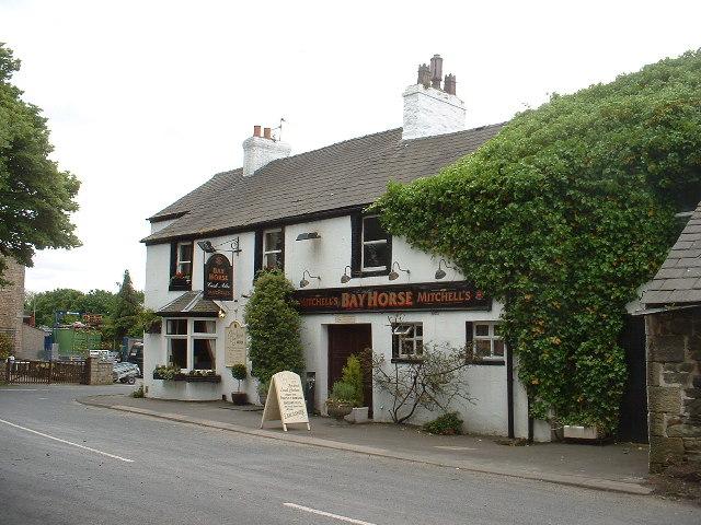 Bay Horse Inn, near Galgate