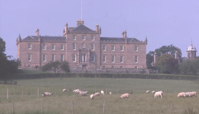 Darnaway Castle