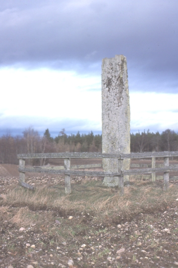Altyre Standing Stone
