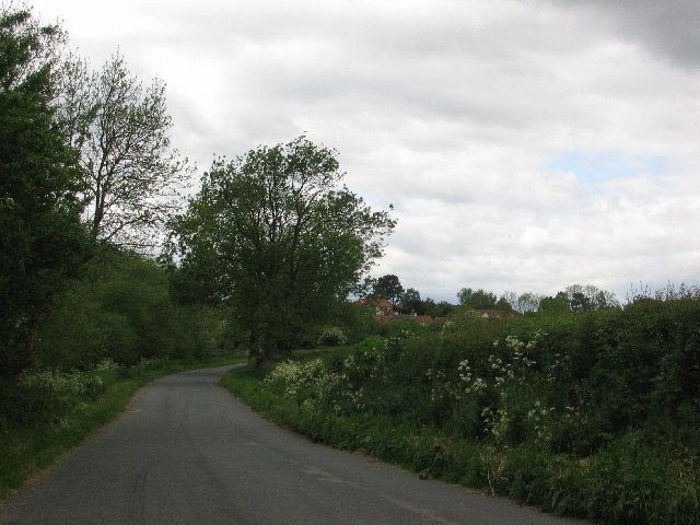 Tholthorpe from the north