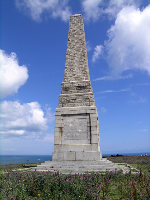 Culver Down Monument