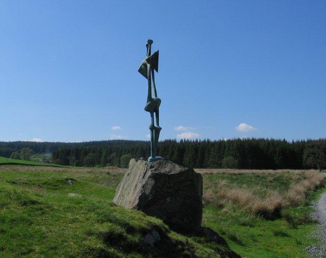 Standing Man, Glenkiln