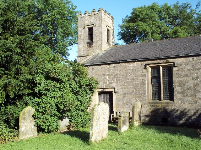 St. Philip and St. James Church, Whittonstall