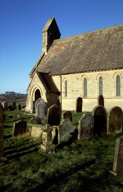 Nether Denton Church