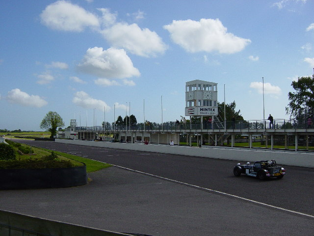 Goodwood Motor Racing Circuit