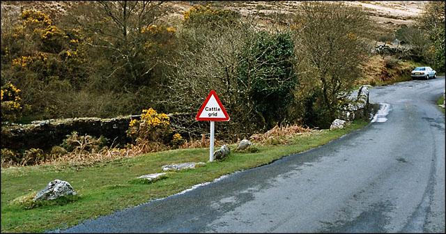 Saddle Bridge, Dartmoor