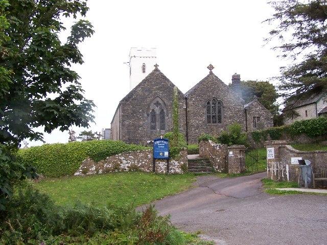 Manorbier Church