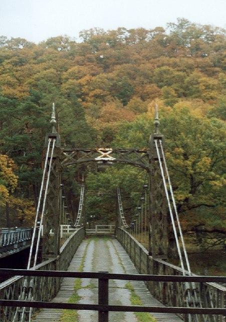 Old Bridge, Elan Valley