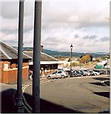 SO0561 : Llandrindod Wells Station by Claire Ward