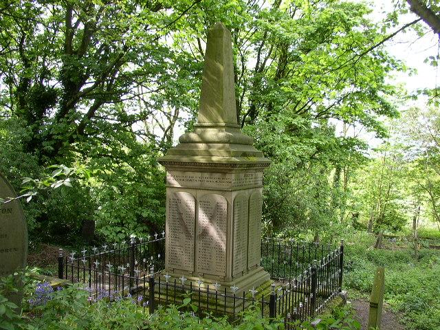 Hartley Memorial Monument