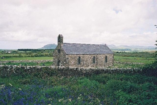 Llanfihangel Bachellaeth church