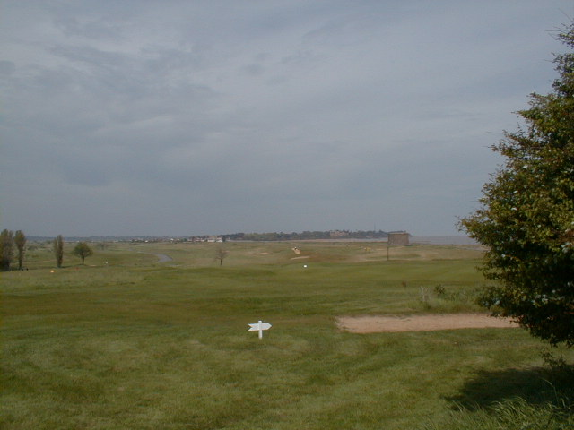Felixstowe Golf Course