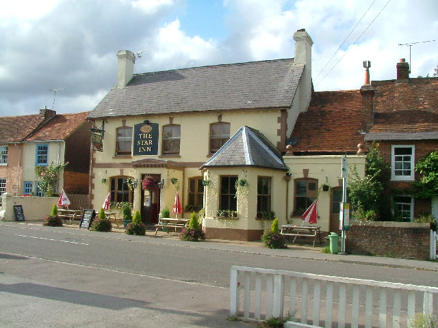 The Star Inn, Bentley, Hampshire