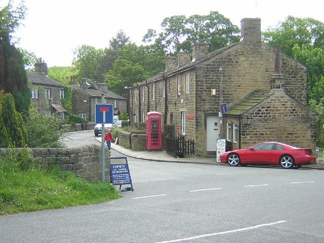 Esholt Village