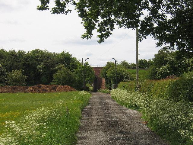 Bridge at Harbury Fields