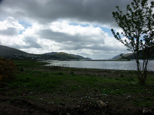 Loch Linnhe from Caol