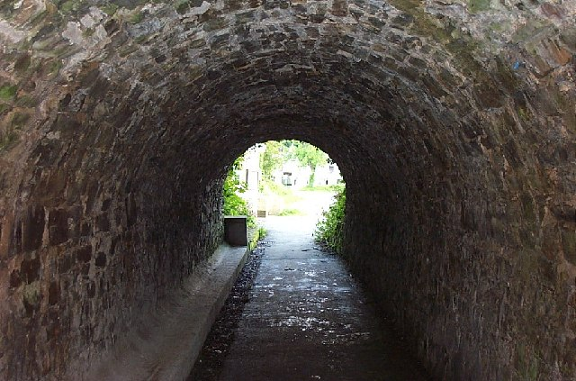 Coppet Hall Tunnel
