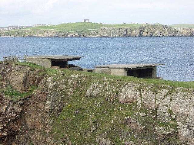 Sound of Ness Coastal Gun