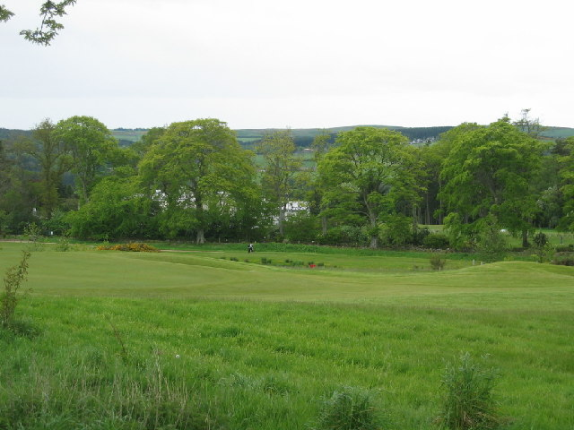 Kippie Lodge golf course