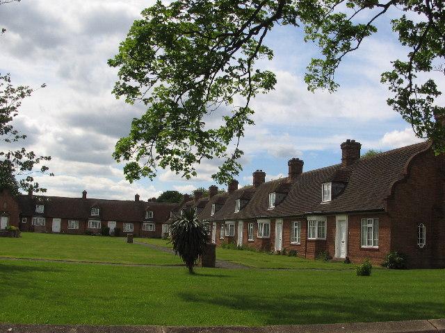 Almshouses in Fulford