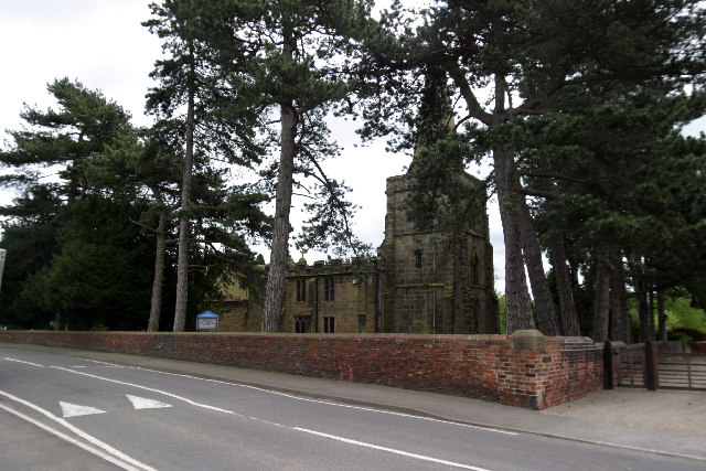 St Mary's Church, Denby