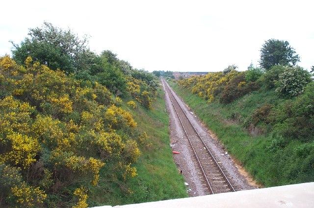 Mineral Railway Line, Warsop