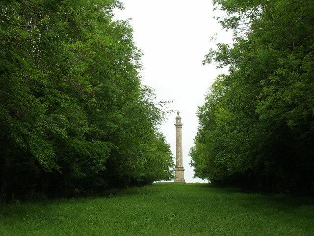 Burton Pynsent monument