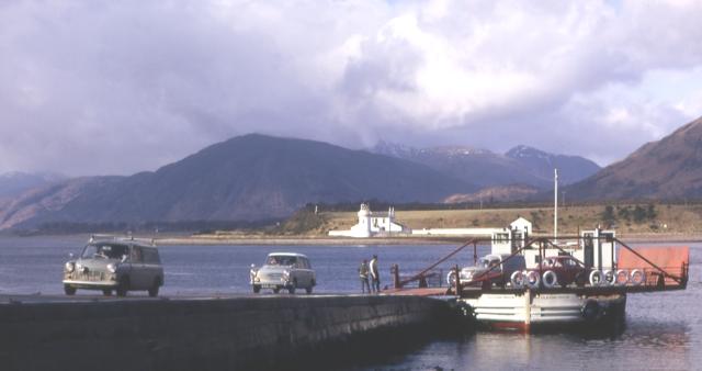 Corran Ferry