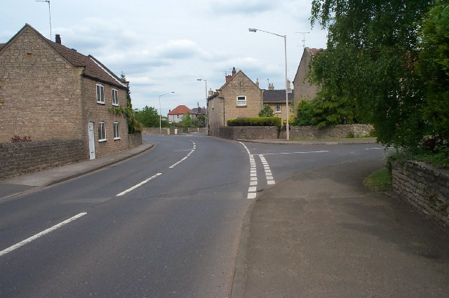 Manor Road, Old Church Warsop