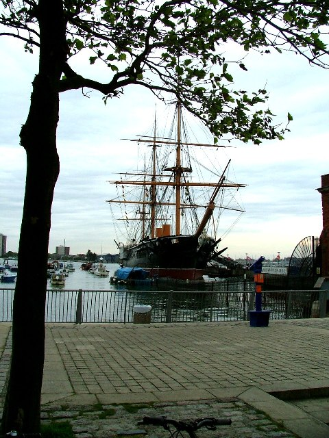 Portsmouth, HMS Warrior