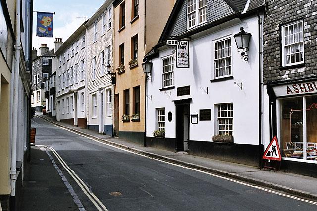 West Street , Ashburton