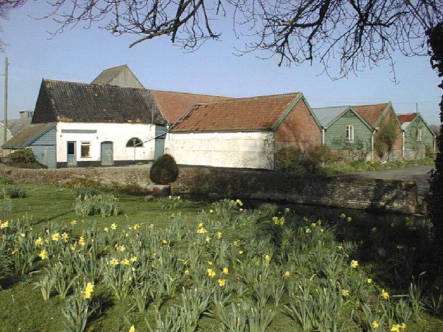 Lea Farm Buildings, Great Ashfield