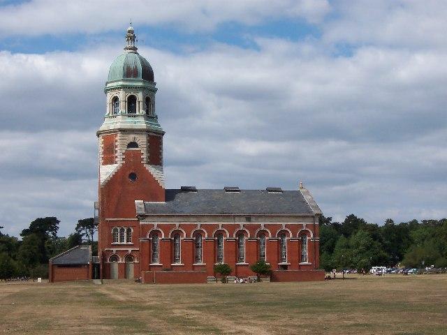Royal Victoria Hospital Chapel, Netley Abbey