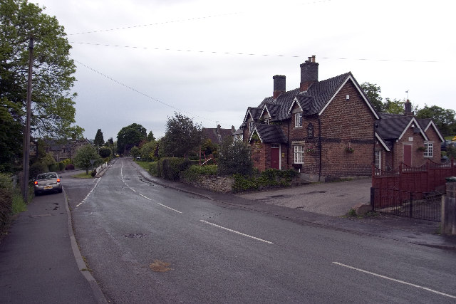 Coach and Horses, Horsley