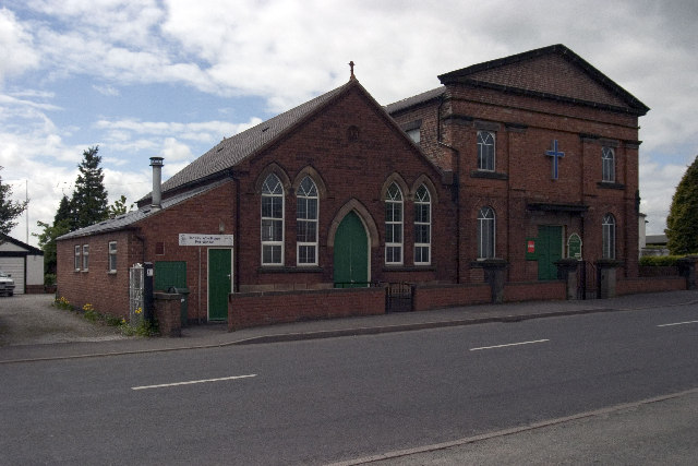 Horsley Woodhouse Central Methodist Church