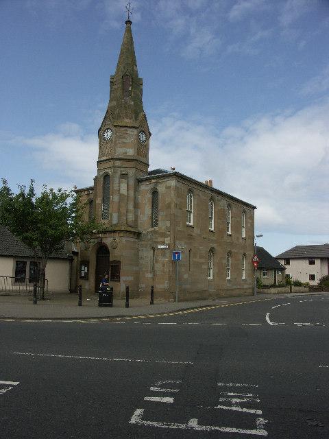 Prestwick Town Hall