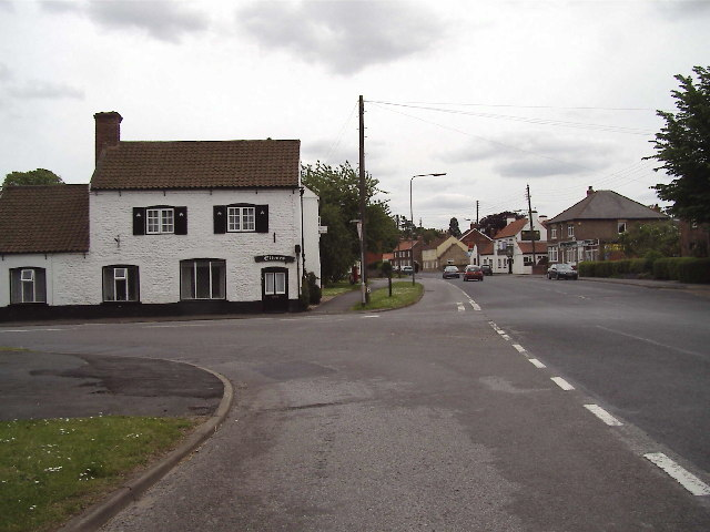 Scawby Village