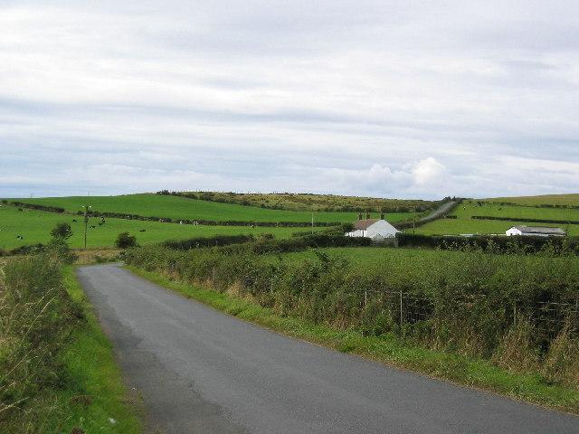 Area behind Montfode