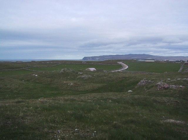 Leirinbeg near Durness