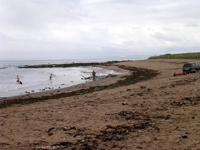 The beach at East Haven