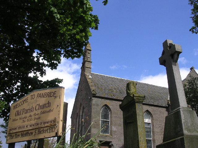 Panbride Church