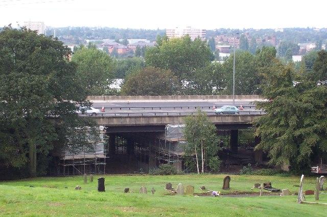 Birmingham City Cemetery
