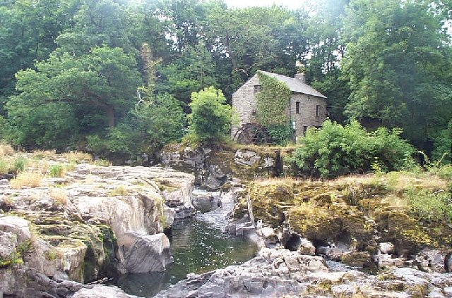 Cenarth Water Mill