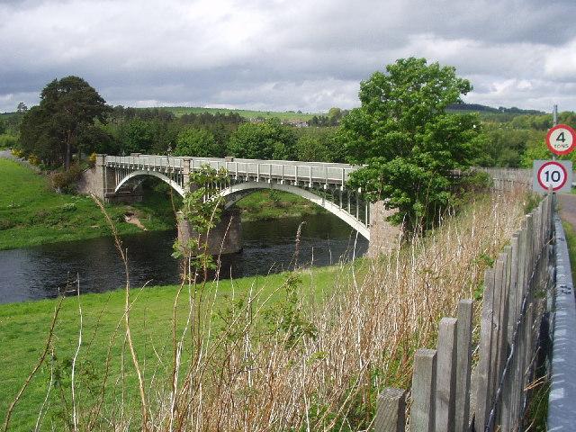 Park Bridge, Drumoak