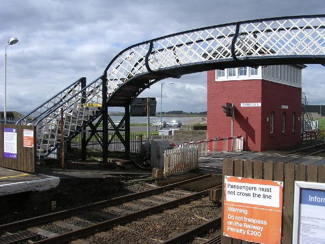 Carnoustie railway station