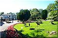 SN0802 : Manor House Wild Animal Park, St Florence by Garth Newton