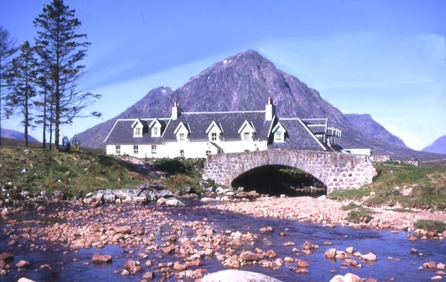Kingshouse Hotel West Highland Way