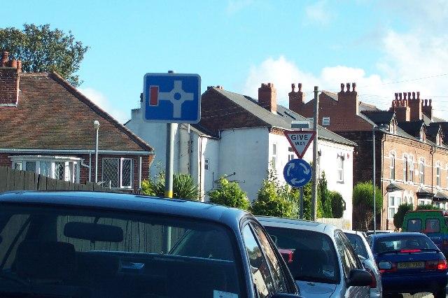 Westminster Road, Birchfield