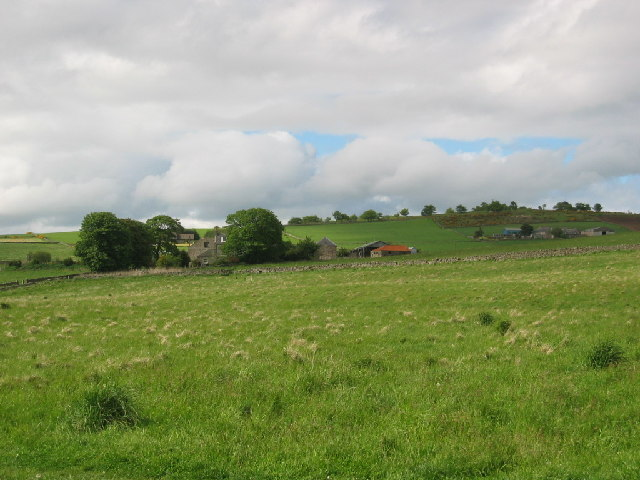 View from Old Skene Road