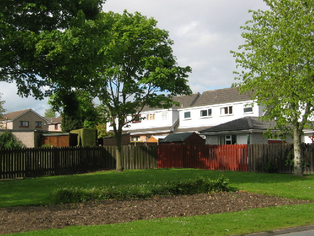 Estate housing, Westhill